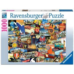 Rburg - Road Trip Puzzle 1000pc