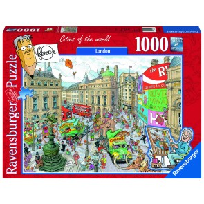 Rburg - London 1000pc Puzzle
