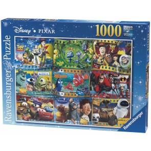 Rburg - Disney Pixar Montage Puzzle 1000pc