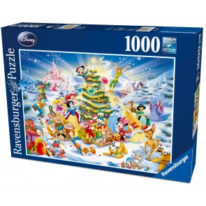 Rburg - Disney Christmas Eve Puzzle 1000pc