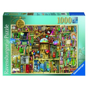 Rburg - The Bizarre Bookshop 2 Puzzle 1000pc