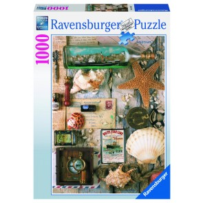 Rburg - Maritime Collage Puzzle 1000pc