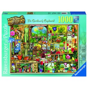 Rburg - The Gardener's Cupboard Puzzle 1000pc