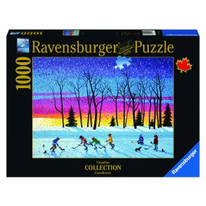 Rburg - Sundown And Stars Puzzle 1000pc