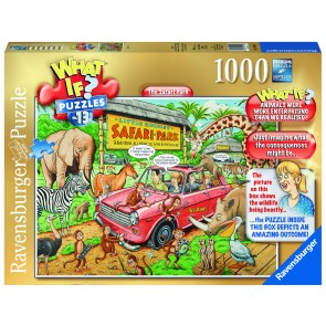 Rburg - WHATIF? - No 13 Safari Park 1000pc