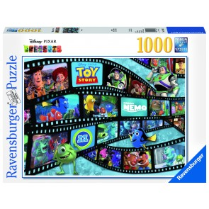 Rburg - Disney Pixar Movies Puzzle 1000pc