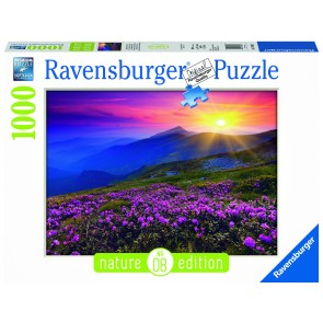 Rburg - Early Morning Mountains Puzz 1000pc
