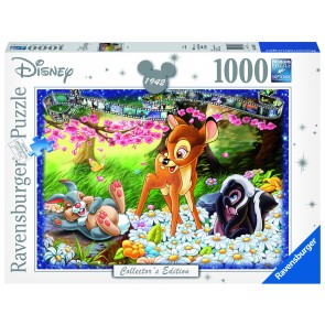 Rburg - Disney Bambi Puzzle 1000pc