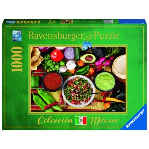 Rburg - Tempting Sauces Puzzle 1000pc