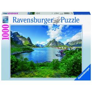 Rburg - Lofoten Harbour Puzzle 1000pc