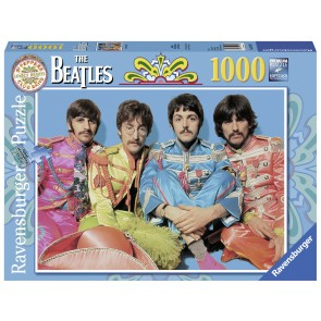 Beatles Sergeant Pepper Puzzle