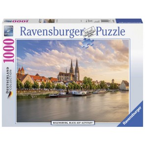 Old Town, Regensburg Puzzle