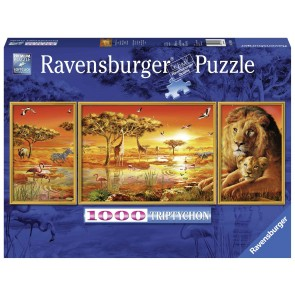 African Majesty Puzzle