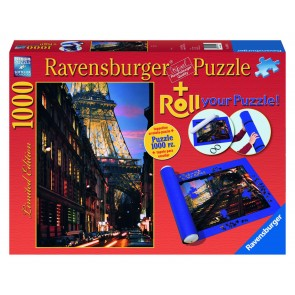 Rburg - Paris 1000pc + Roll Your Puzzle