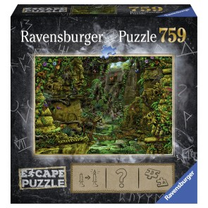ESCAPE 2 The Temple Grounds Puzzle