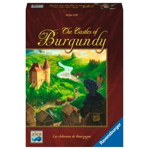 Rburg - The Castles of Burgundy Game