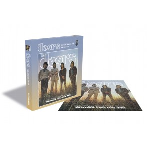 Rock Saws The Doors - Waiting For The Sun Jigsaw Puzzle