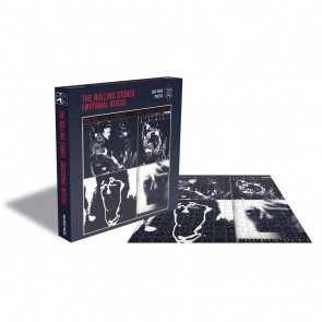 Rock Saws The Rolling Stones - Emotional Rescue Jigsaw Puzzle