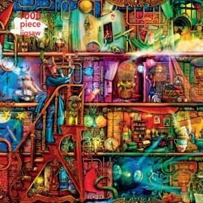 Aimee Stewart: Fantastic Voyage Jigsaw Puzzle