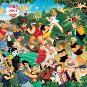 Beryl Cook: Good Times Jigsaw Puzzle