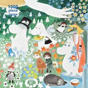 Moomin: The Dangerous Journey Jigsaw Puzzle