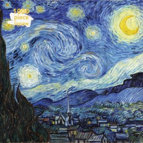 Vincent Van Gogh: Starry Night Jigsaw Puzzle