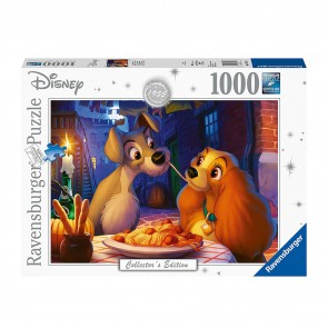 Ravensburger Disney Lady and Jigsaw Puzzle