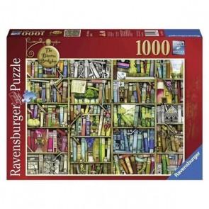 The Bizarre Bookshop Puzzle