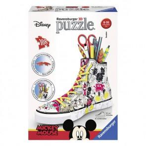 Ravensburger Disney Mickey 3D Sneaker Jigsaw Puzzle