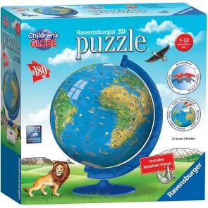 Ravensburger Children's Globe 3D Jigsaw Puzzle