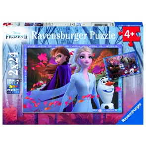 Frozen 2 Frosty Adventures