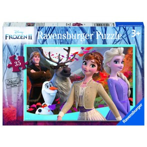 Frozen 2 Prepare for Adventure