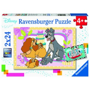 Ravensburger Disneys Favorite Puppies Jigsaw Puzzle