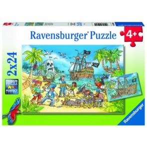 Ravensburger Adventure Island Jigsaw Puzzle