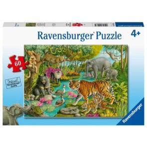 Ravensburger Animals Of India Jigsaw Puzzle