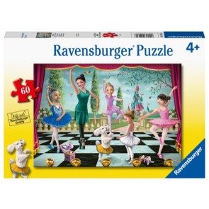 Ravensburger Ballet Rehearsal Jigsaw Puzzle