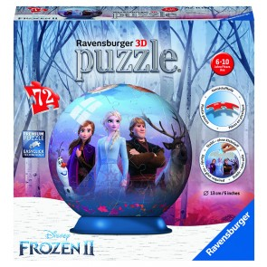 Frozen 2 3D Puzzleball