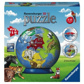 Ravensburger Children's Globe ball Jigsaw Puzzle
