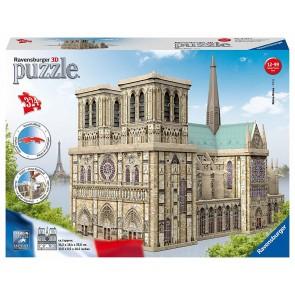 Ravensburger Notre Dame 3D Jigsaw Puzzle