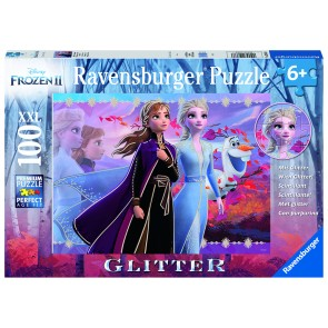 Frozen 2 Strong Sisters Glitter