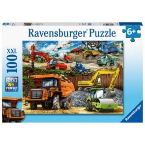 Ravensburger Construction Vehicles Jigsaw Puzzle