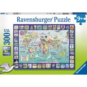Ravensburger Looking at the World Jigsaw Puzzle