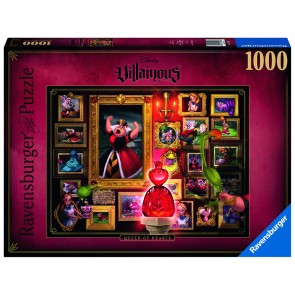 Villainous: Queen of Hearts
