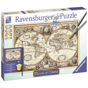 Antique World Puzzle