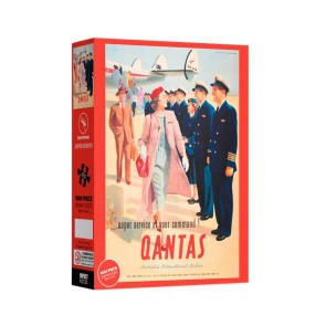 Qantas - Super Service Jigsaw Puzzle