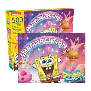 Aquarius SpongeBob - Imagination Jigsaw Puzzle