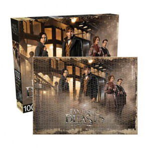 Fantastic Beasts Jigsaw Puzzle