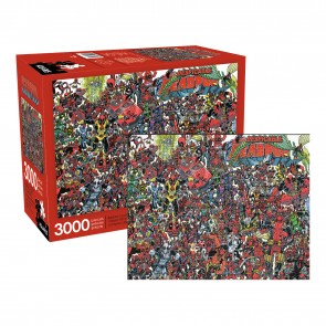 Aquarius Marvel - Despicable Deadpool  Jigsaw Puzzle