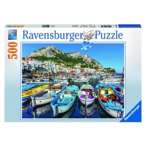 Rburg - Colourful Marina Puzzle 500pc