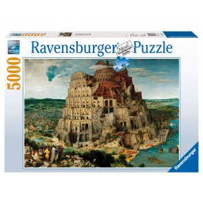 Rburg - The Tower of Babel Puzzle 5000pc